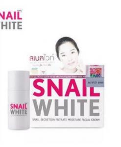 Snail White Facial Cream