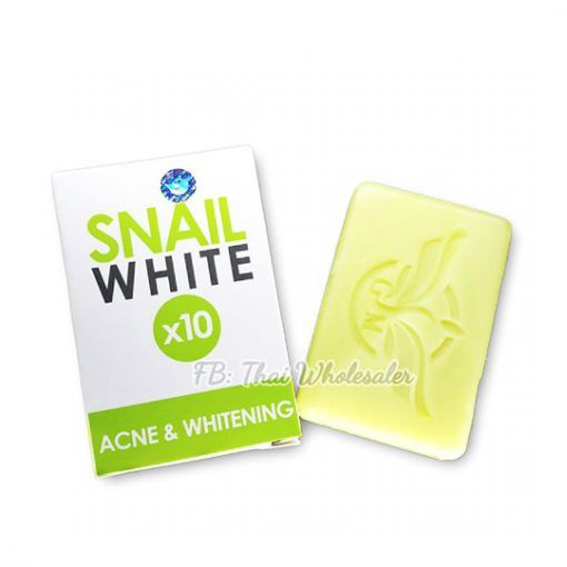 Snail White Soap Acne