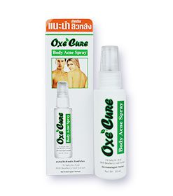 Oxe Cure Body Acne Spray