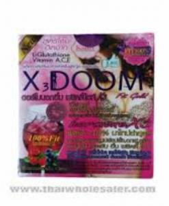 X3 Doom Drink