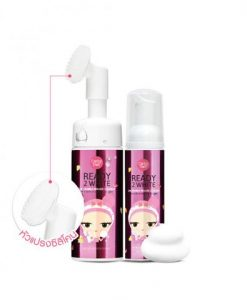 Cathy Doll Bubble Mousse Cleanser