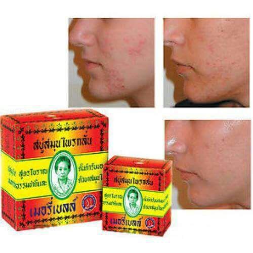 Madame Heng Herbal Soap