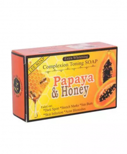 Lee Papaya Honey Soap