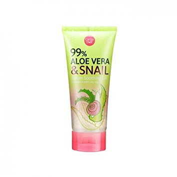 Cathy Doll Aloe Vera & Snail Serum Soothing Gel