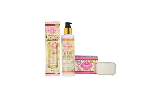 Jellys Pure Soap Lotion Set