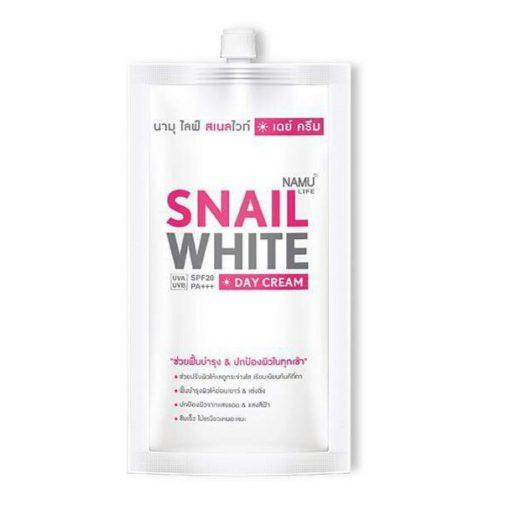 SNAIL WHITE DAY CREAM 7ml