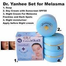 Dr. Yanhee Set