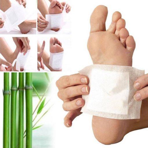 Kiyome Kinoki Cleansing Detox Foot Pads