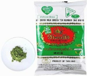 Chatramue Brand Green Tea Mix Thai Wholesaler Worldwide Shipping,Tiling A Shower Curb Without Bullnose