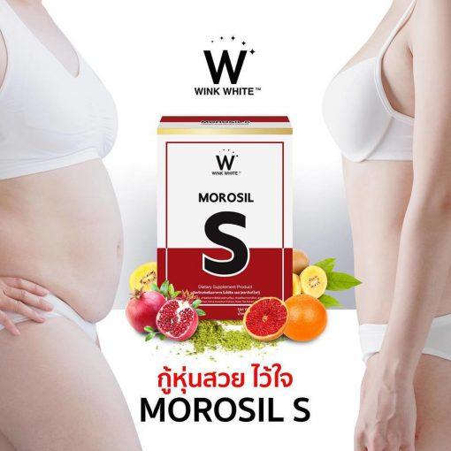 Wink White Morosil S